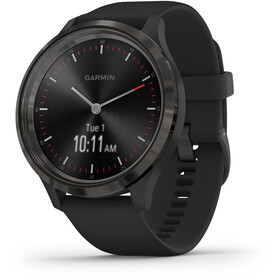Garmin Vivomove 3 Montre connectée, black